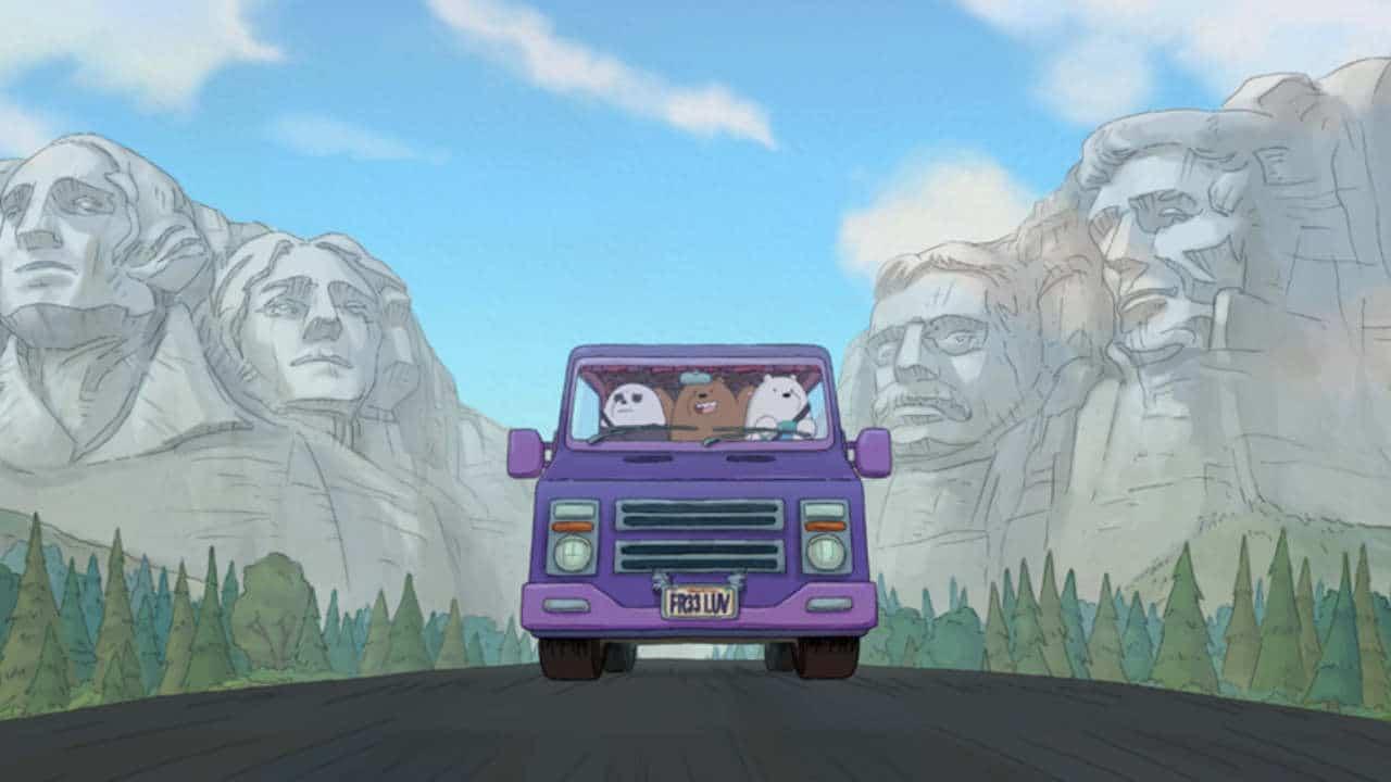 Siamo solo orsi, in arrivo il film dedicato ai tre irresistibili orsi thumbnail
