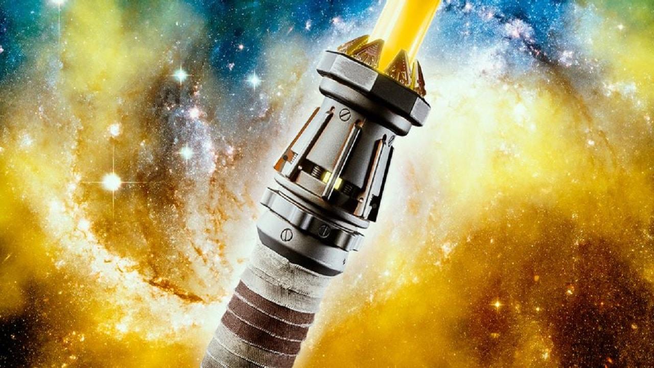 La spada di Rey arriva in versione Force FX da Hasbro thumbnail