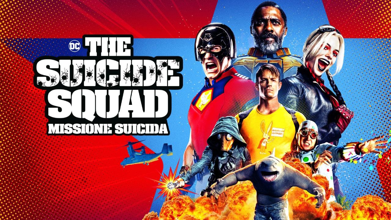 The Suicide Squad – Missione Suicida, online gratis i primi 10 minuti del film thumbnail