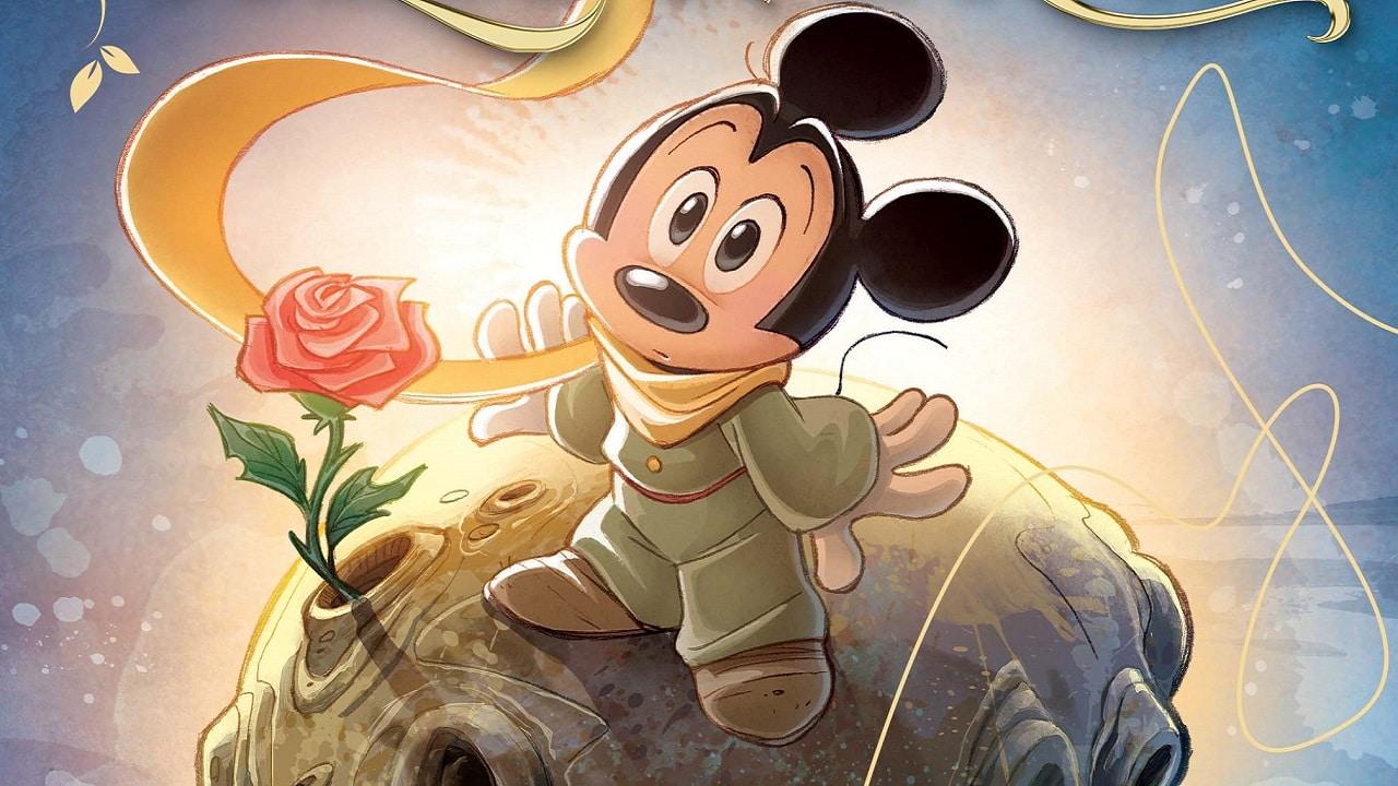 Novità Disney: Il Piccolo Principe diventa... TopoPrincipe! thumbnail