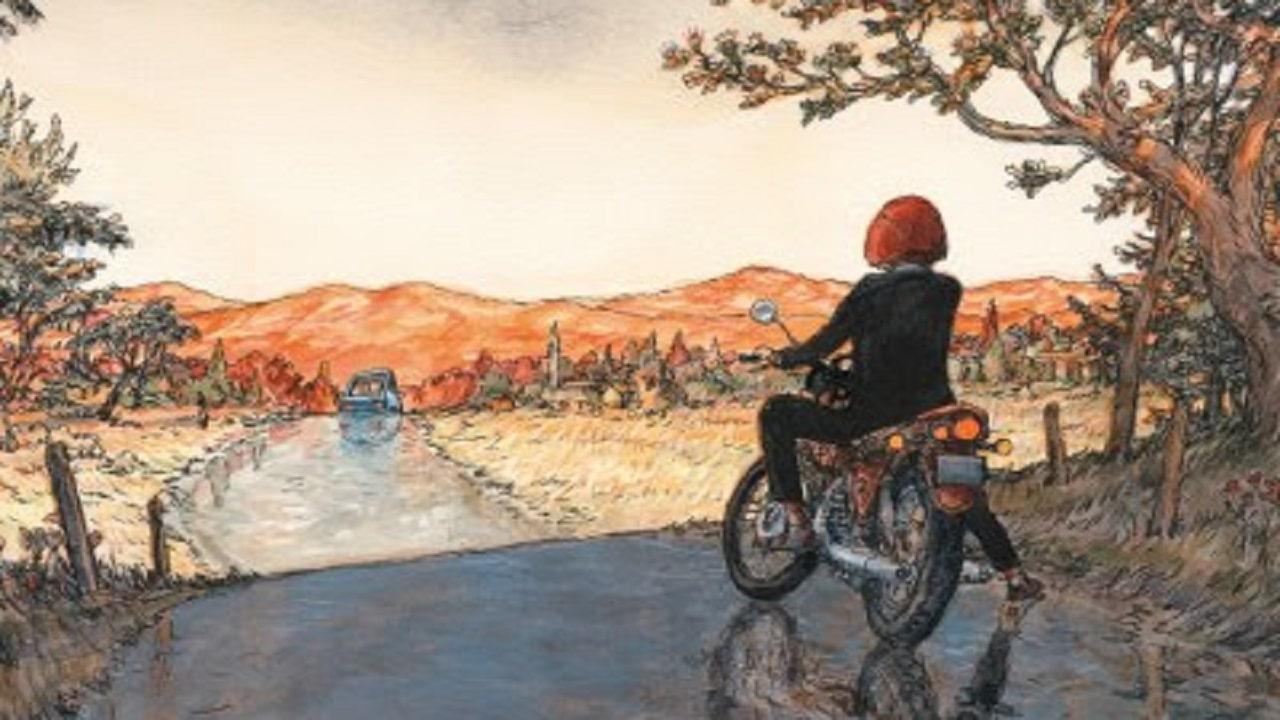 In uscita il secondo volume di Visa Transit, il nuovo graphic novel di Nicolas de Crécy thumbnail