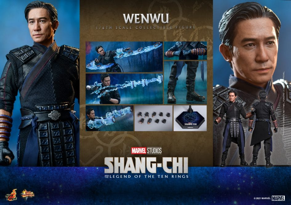 action figure Shang-Chi
