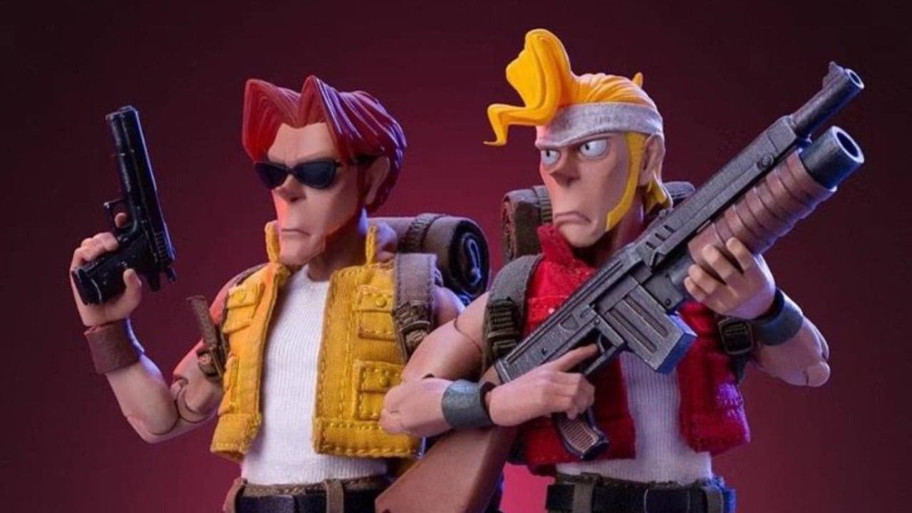 Metal Slug: in arrivo le action figure di Marco, Tarma e i soldati thumbnail