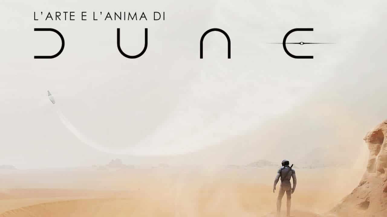 Artbook di Dune: in arrivo il volume de L'arte e L'anima di Dune thumbnail
