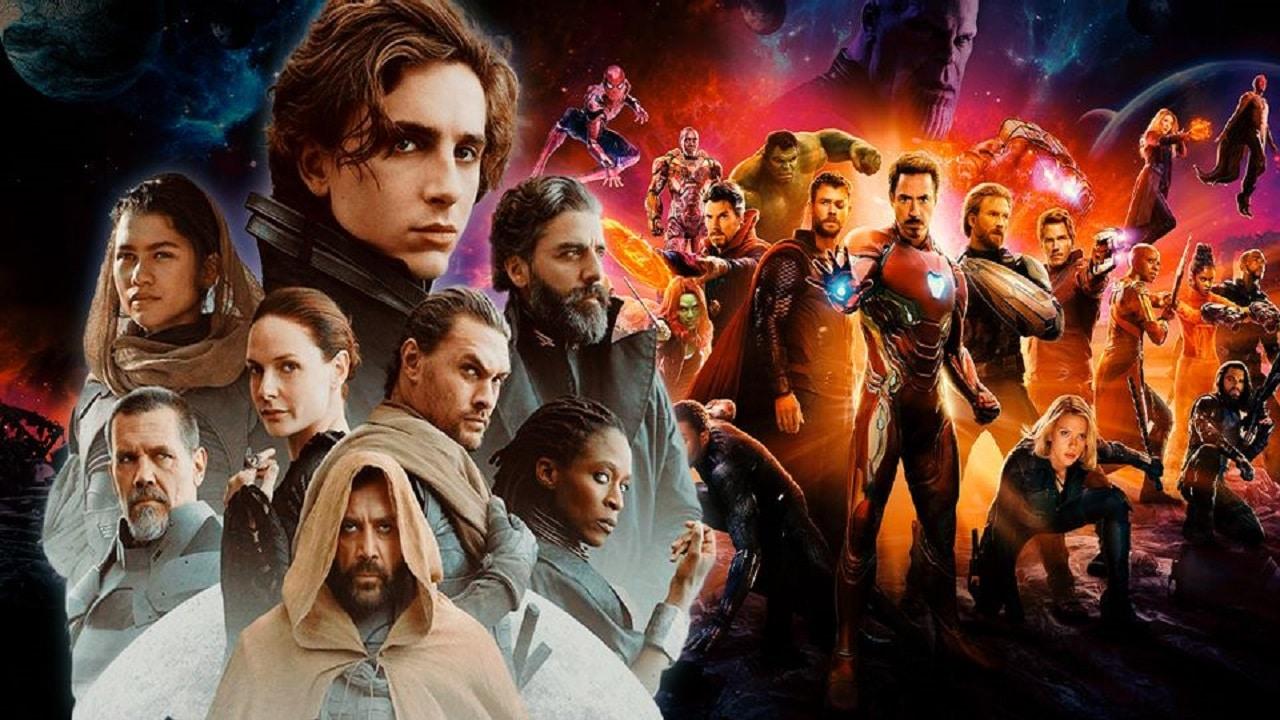 Denis Villeneuve critico nei confronti dei film Marvel thumbnail