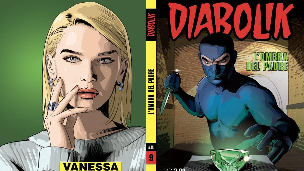 Diabolik, le tre nuove storie di settembre 2021 thumbnail