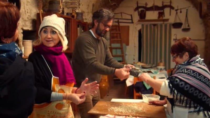 dinner club carlo cracco luciana littizzetto amazon prime video-2 (1)-min