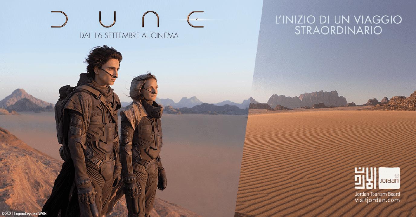 Un viaggio nei luoghi di Dune thumbnail