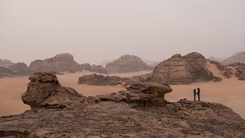 dune wadi rum giordania