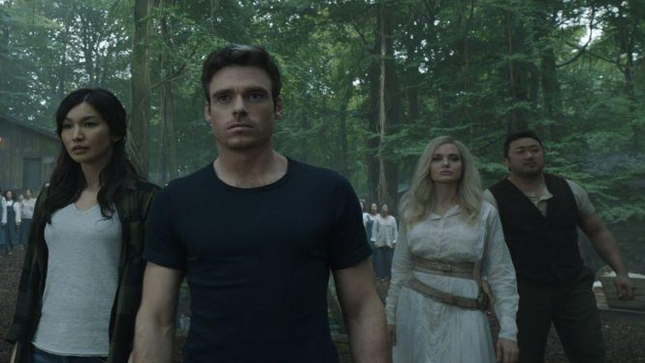 Eternals: online le nuove immagini del film targato Marvel thumbnail