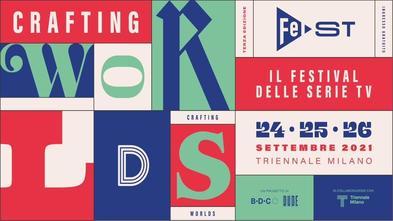 FeST - Il festival delle Serie TV annuncia la partnership con ITTV thumbnail