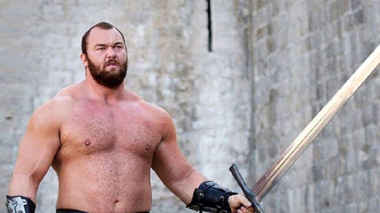 La trasformazione fisica di Hafþór Björnsson, attore di Game of Thrones thumbnail