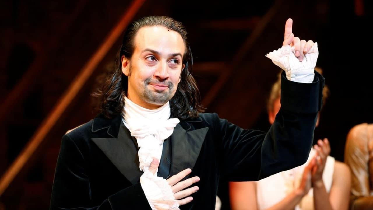 Lin-Manuel Miranda accoglie il pubblico al ritorno di Hamilton thumbnail