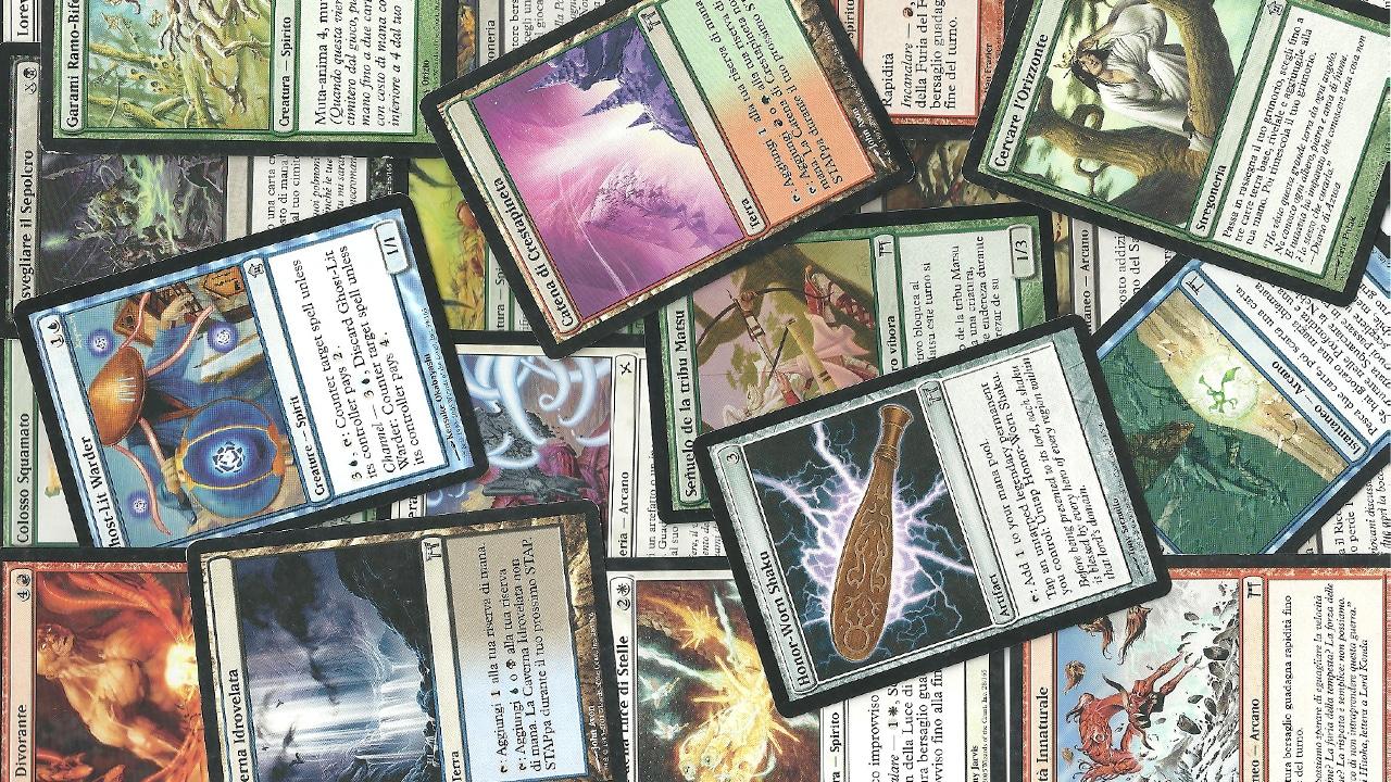 Giochi di carte, collezionabili, living card game? Che differenza c'è? thumbnail