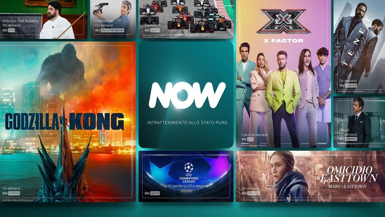 NOW lancia una nuova campagna marketing: la qualità al centro thumbnail