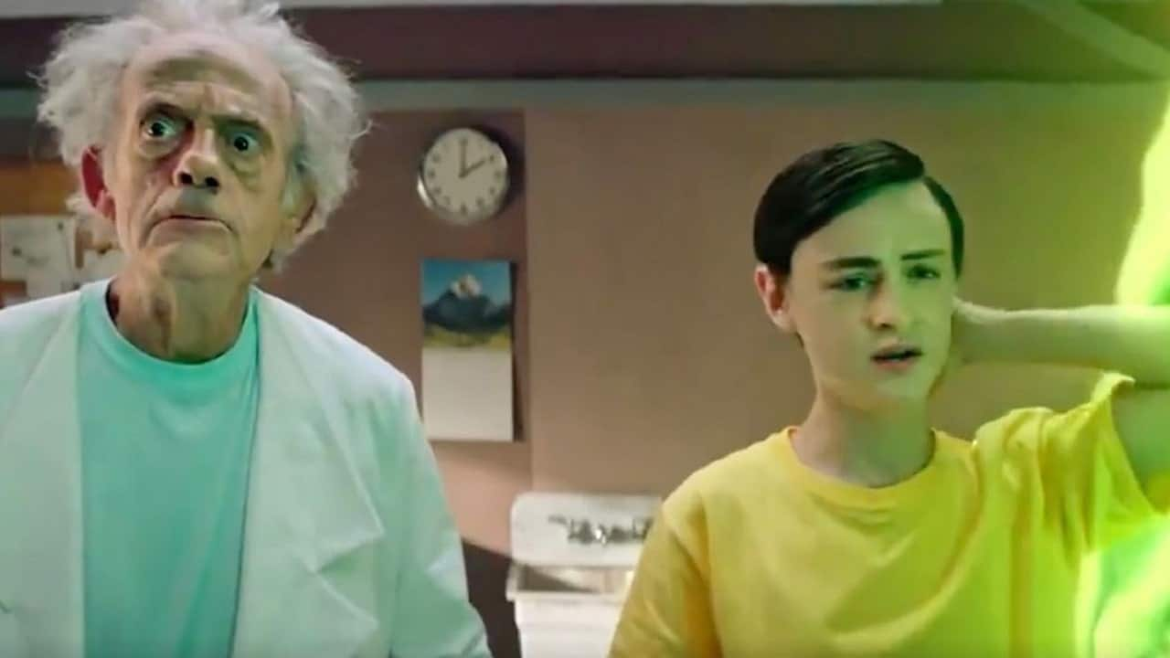 Rick and Morty: due nuovi promo in live-action thumbnail