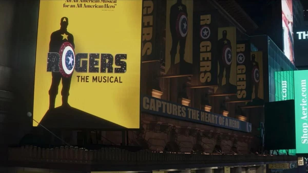 Il musical su Capitan America è quasi esistito davvero thumbnail
