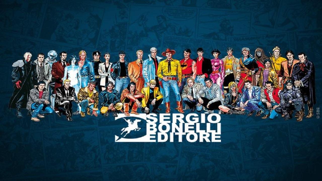 Sergio Bonelli Editore non sarà a Lucca Comics & Games 2021 thumbnail