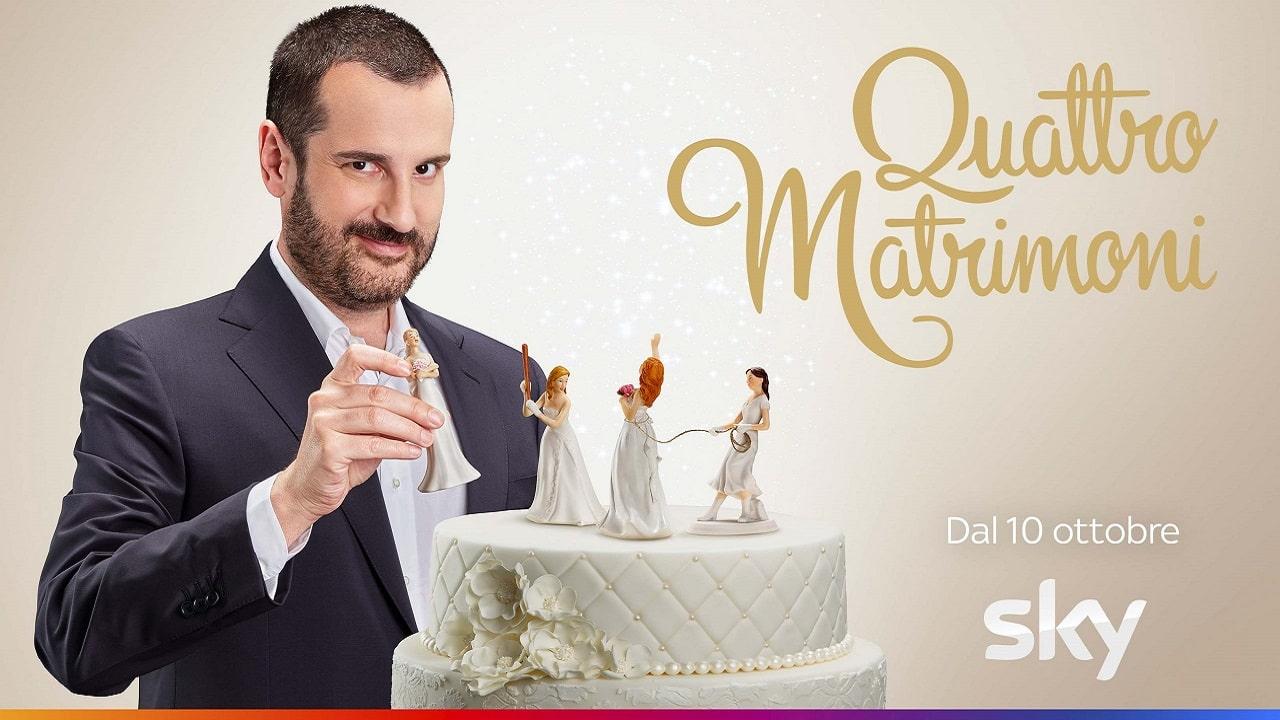 Da Quattro Matrimoni a The Son, tutte le novità in arrivo su Sky e NOW thumbnail