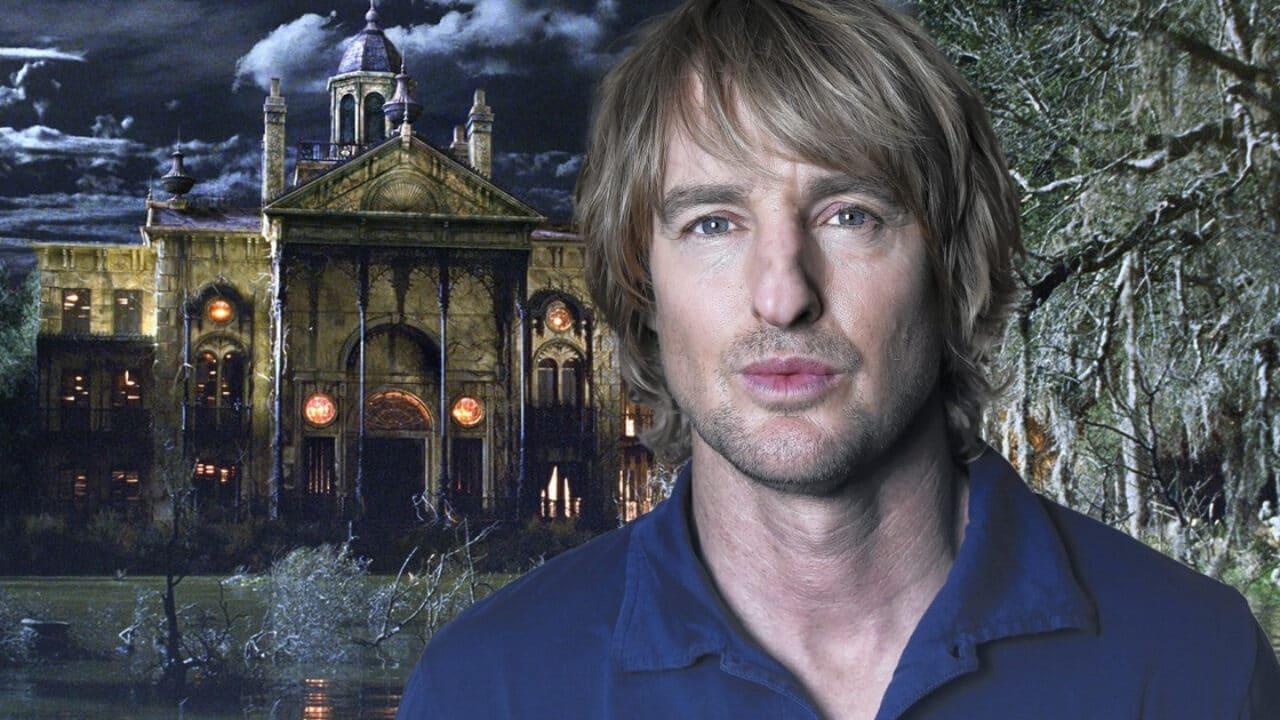 The Haunted Mansion: Owen Wilson e Rosario Dawson si aggiungono al remake thumbnail