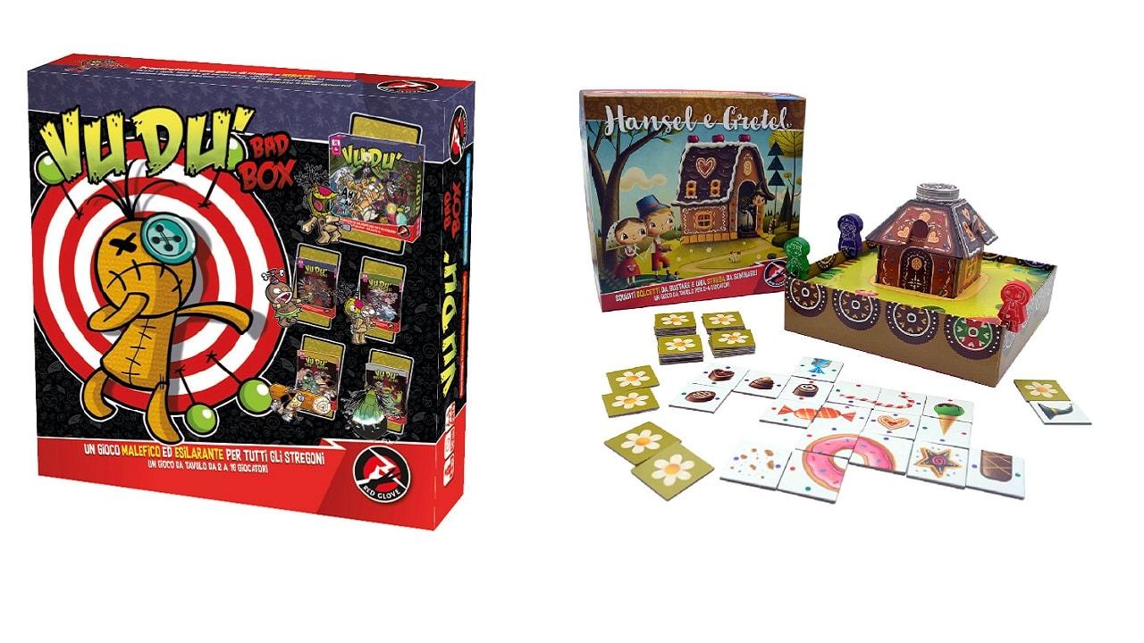 Da Hansel e Gretel a Vudù, tutte le novità di Red Glove thumbnail