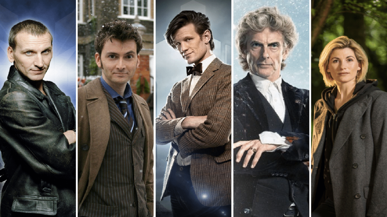 Doctor Who torna di nuovo disponibile in streaming thumbnail