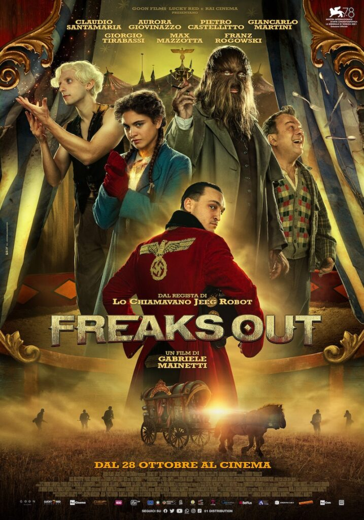 Freaks Out di Gabriele Mainetti