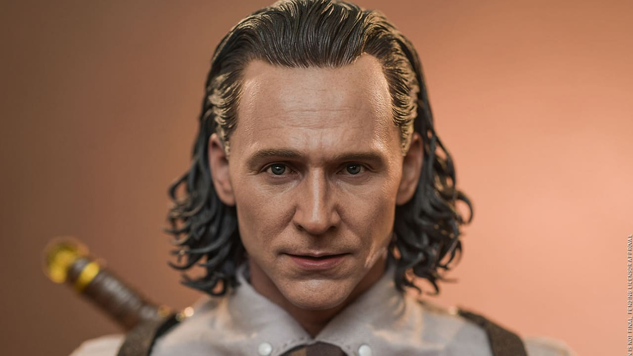 Hot Toys Loki- Annunciata l'action figure del protagonista della serie Tv Marvel thumbnail