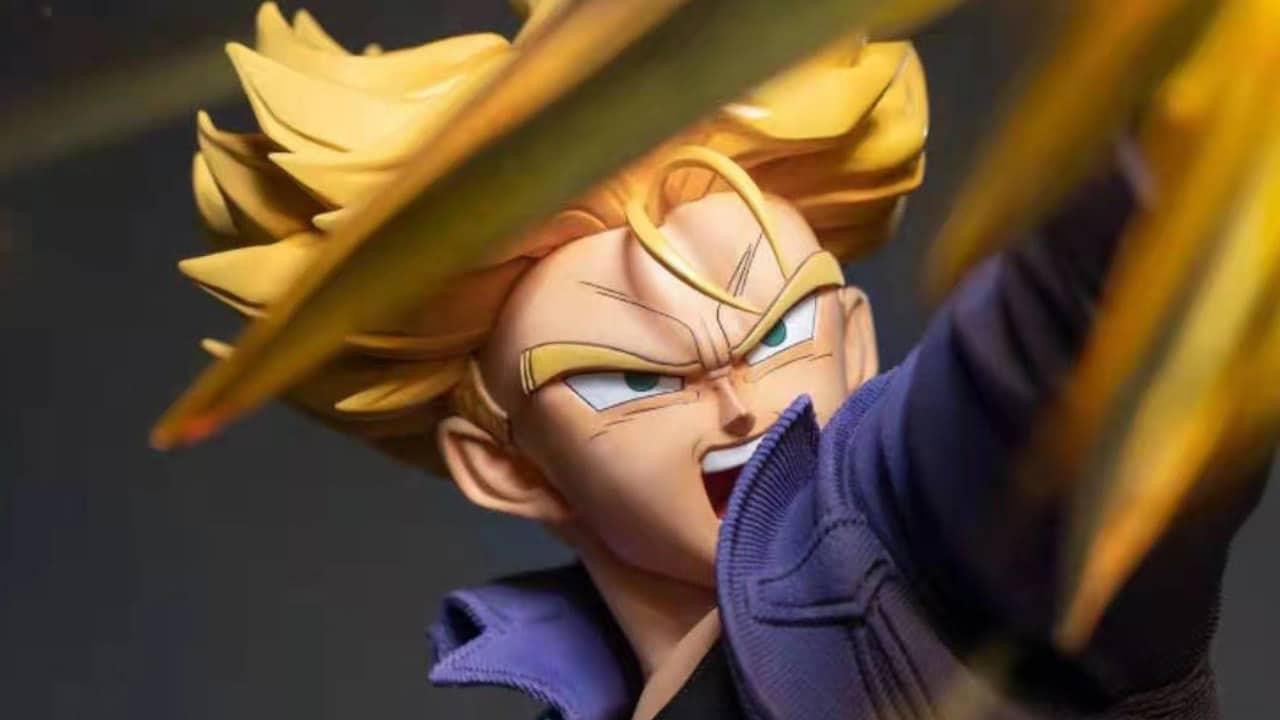 Dragon Ball Z: Infinity Studio annuncia la statua di Trunks thumbnail