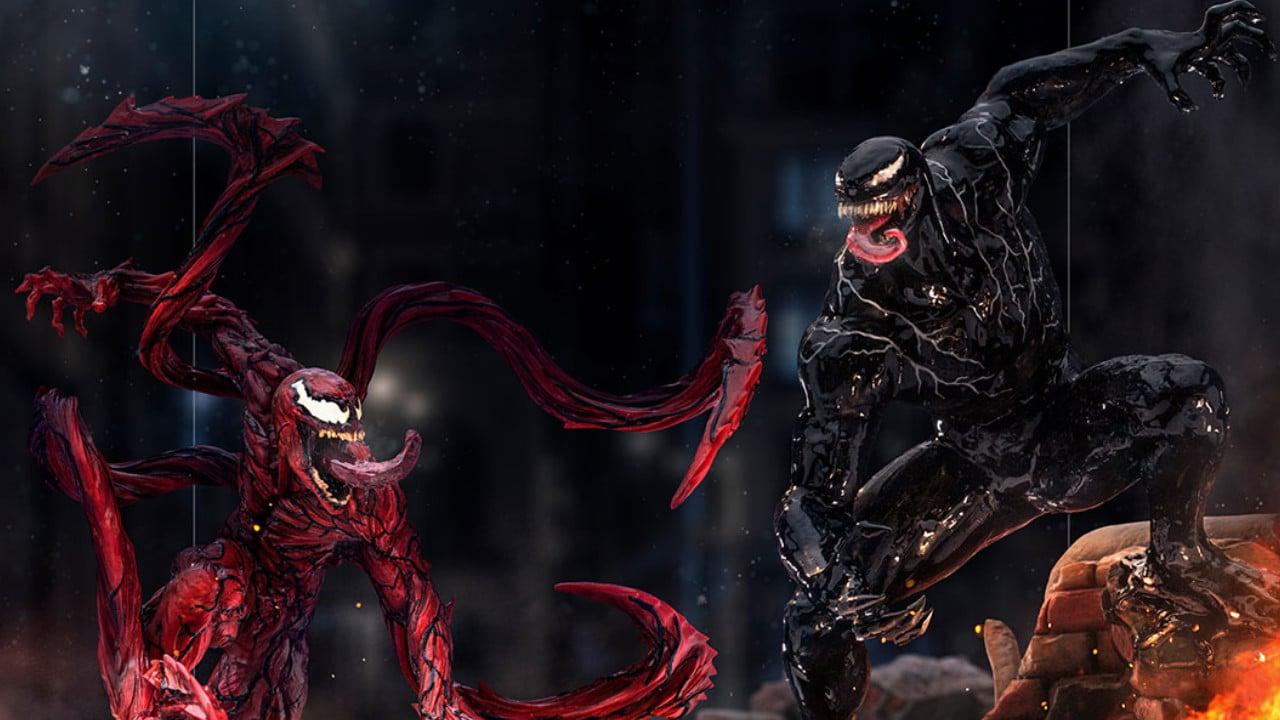 Iron Studios Venom e Carnage, le statue dal film Venom – La furia di Carnage thumbnail