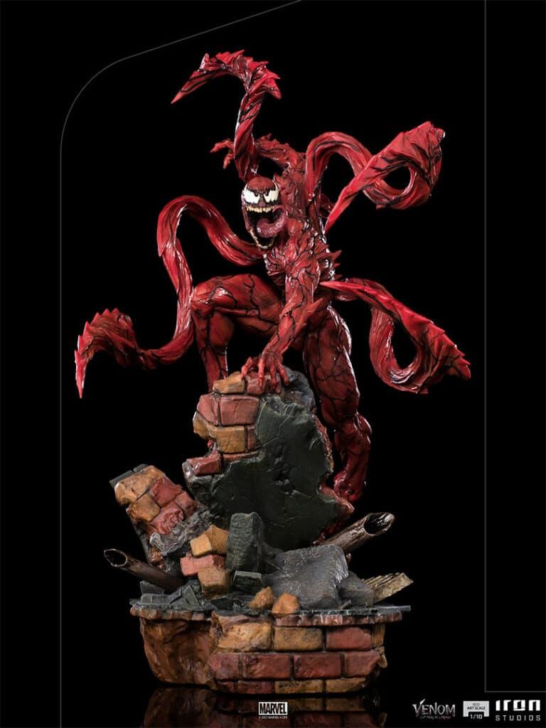 Iron Studios Venom e Carnage
