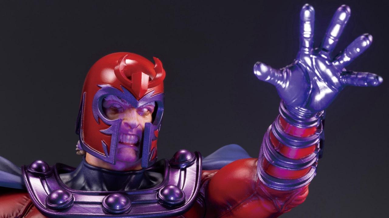 Kotobukiya Fine Art Magneto, in arrivo la statua del personaggio Marvel thumbnail