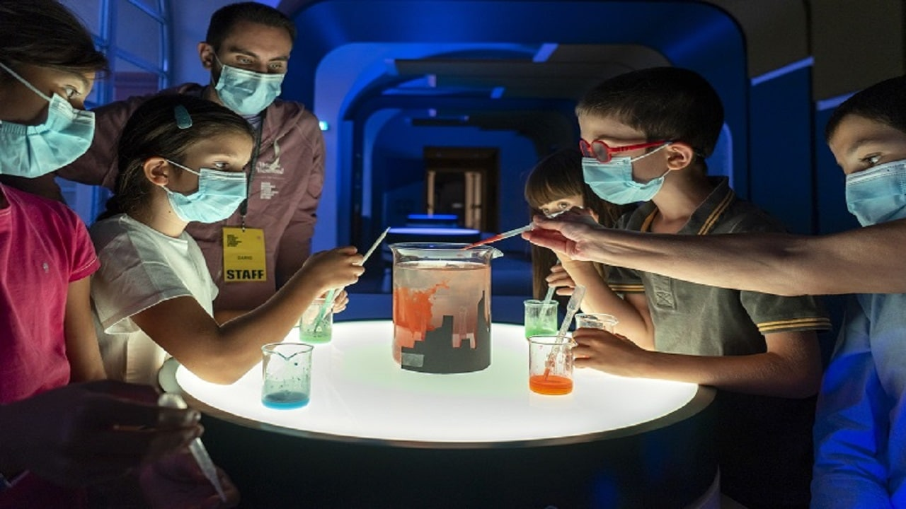 Il Museo della Scienza di Milano ha inaugurato il nuovo Laboratorio di Chimica thumbnail