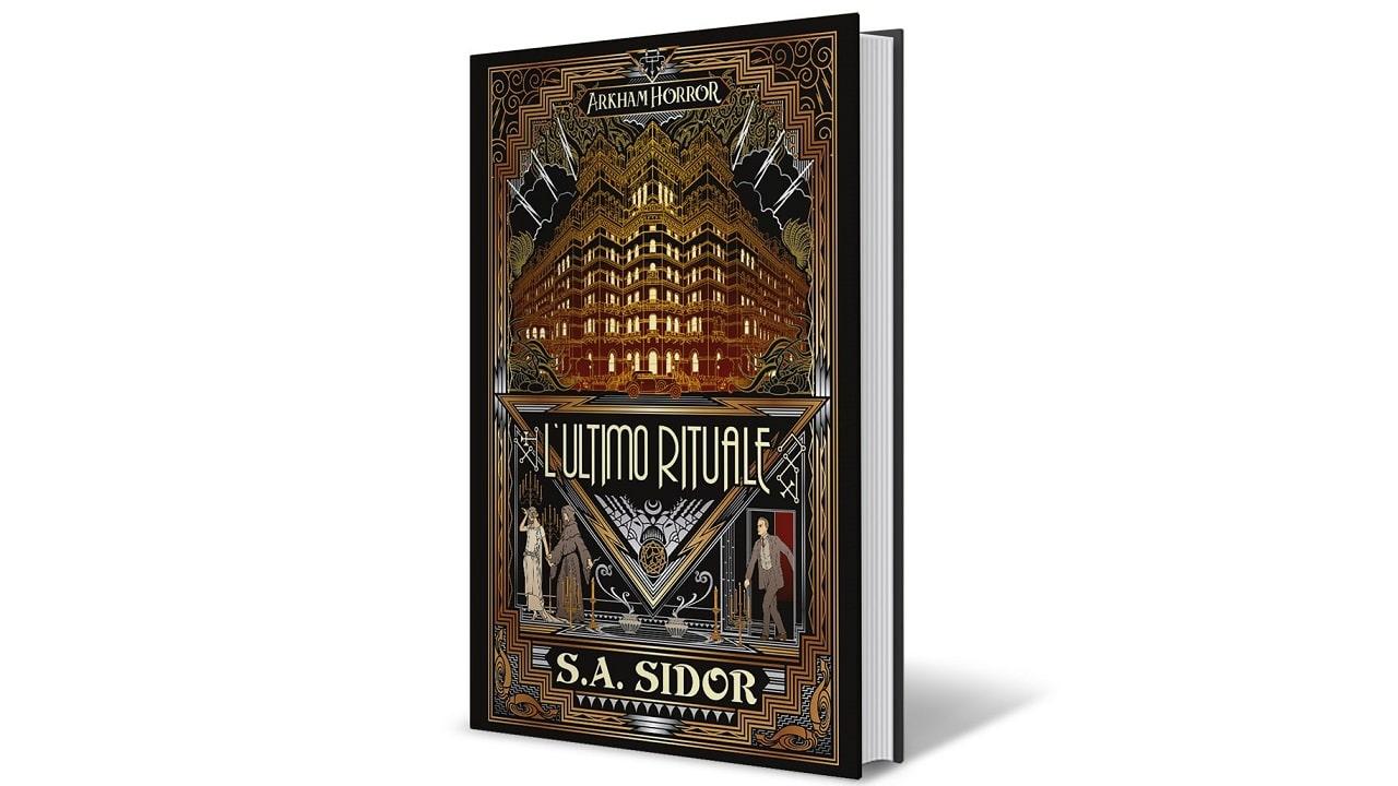 Il gioco da tavolo Arkham Horror si trasforma in un romanzo: L'Ultimo Rituale thumbnail