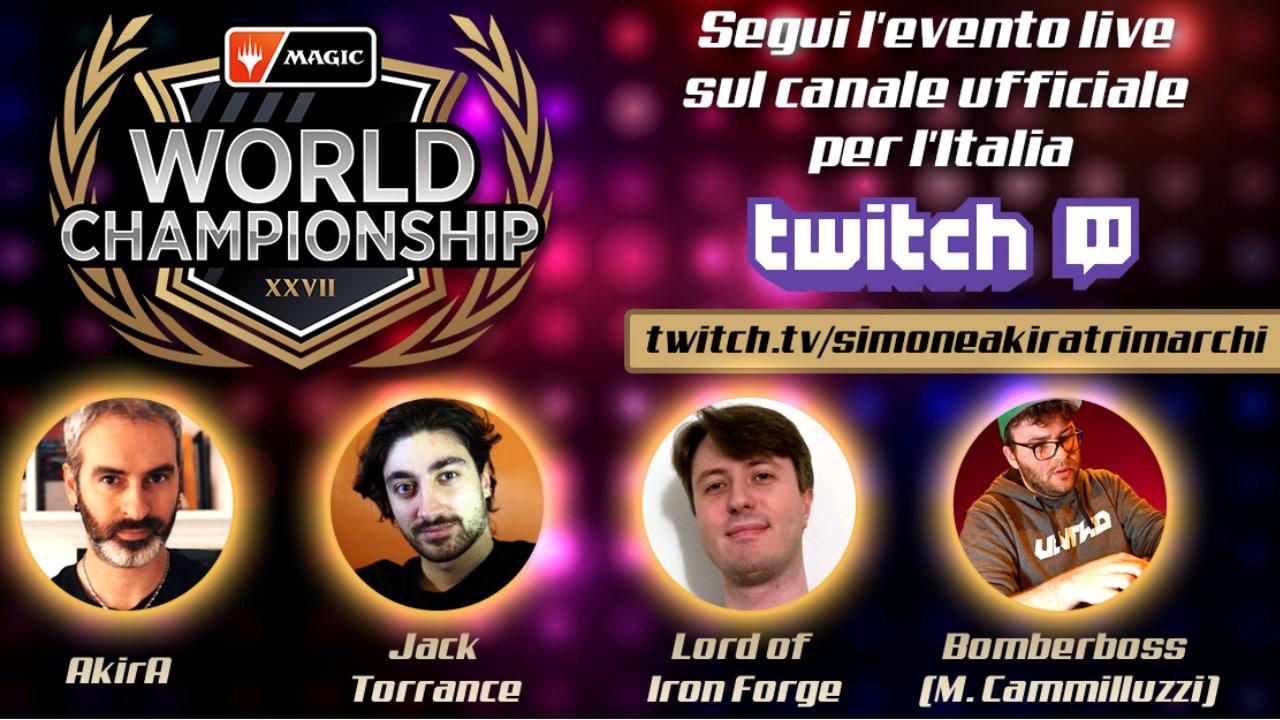 Il Magic World Championship XXVII prende il via con i migliori giocatori al mondo thumbnail