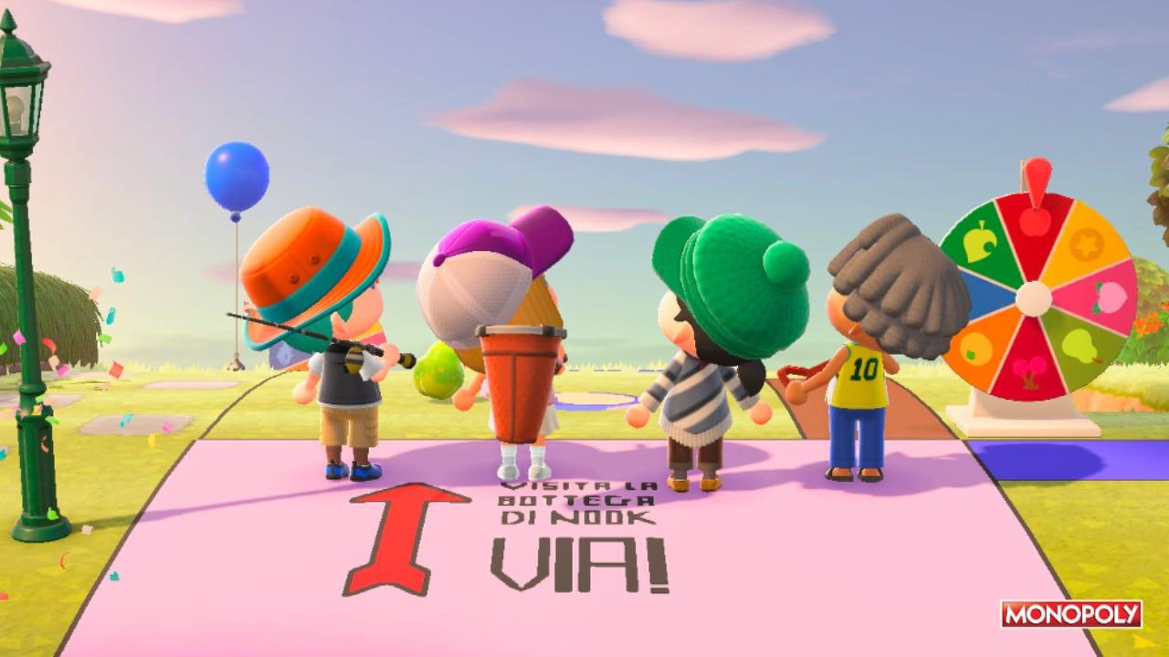Monopoly Animal Crossing, i fan gli dedicano un'isola inedita thumbnail
