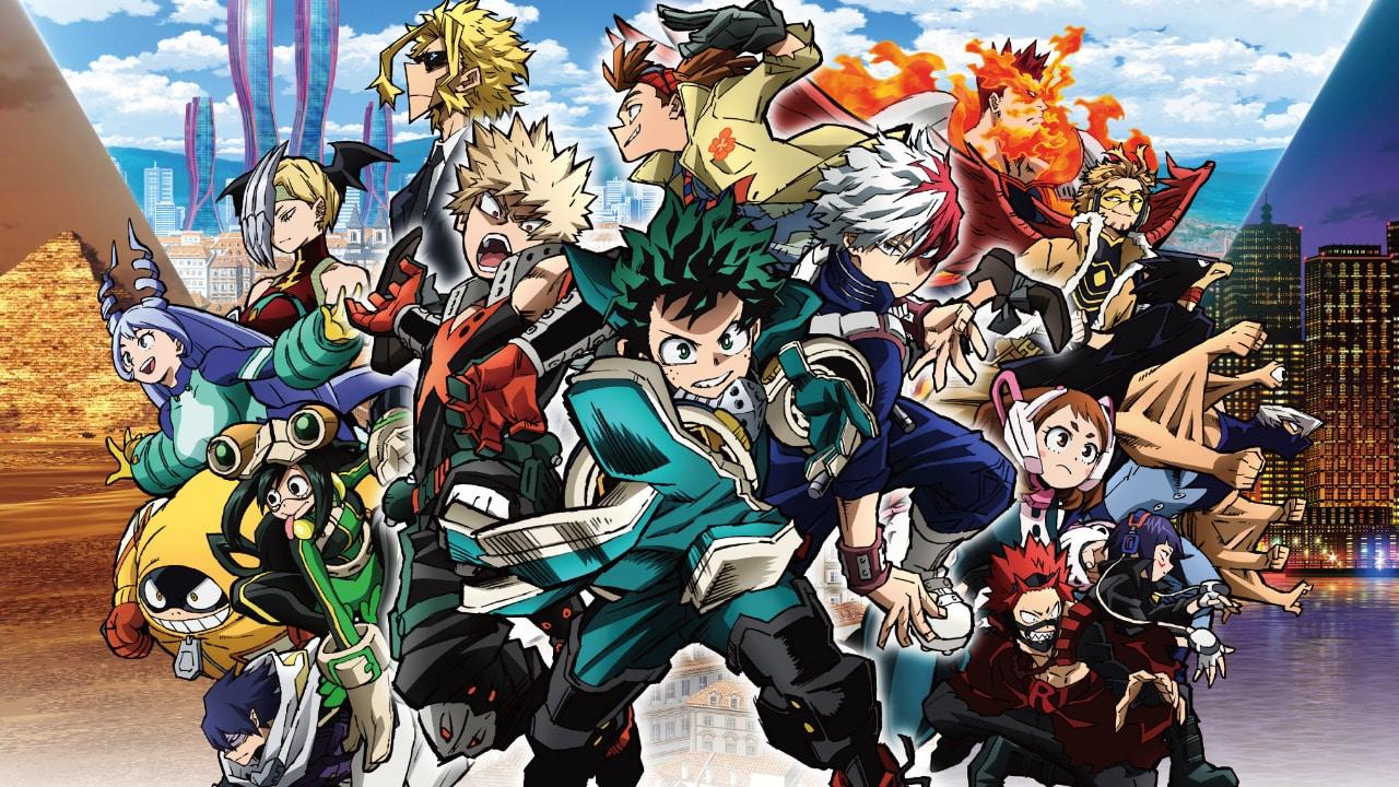 Gli anime tornano al cinema con My Hero Academia The Movie – World Heroes' Mission thumbnail