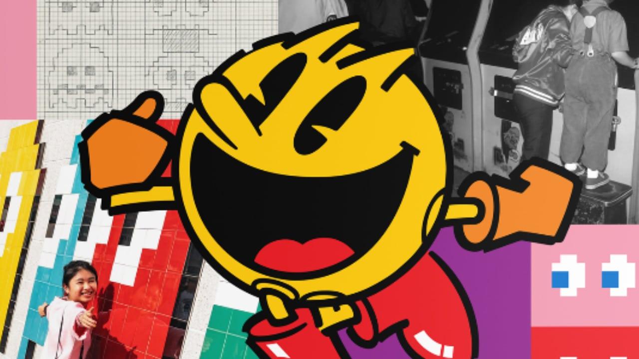 Pac-Man: la nascita di una icona, l'artbook Panini Comics thumbnail