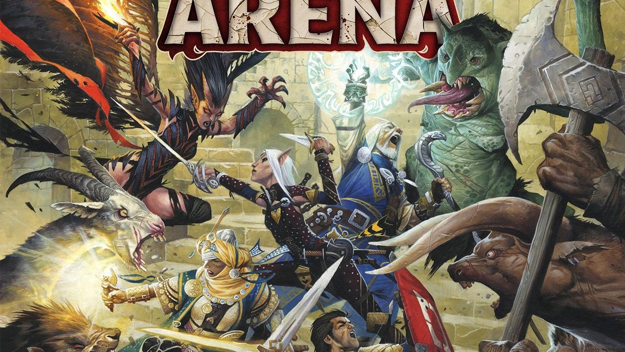 Pathfinder Arena presto su Kickstarter thumbnail