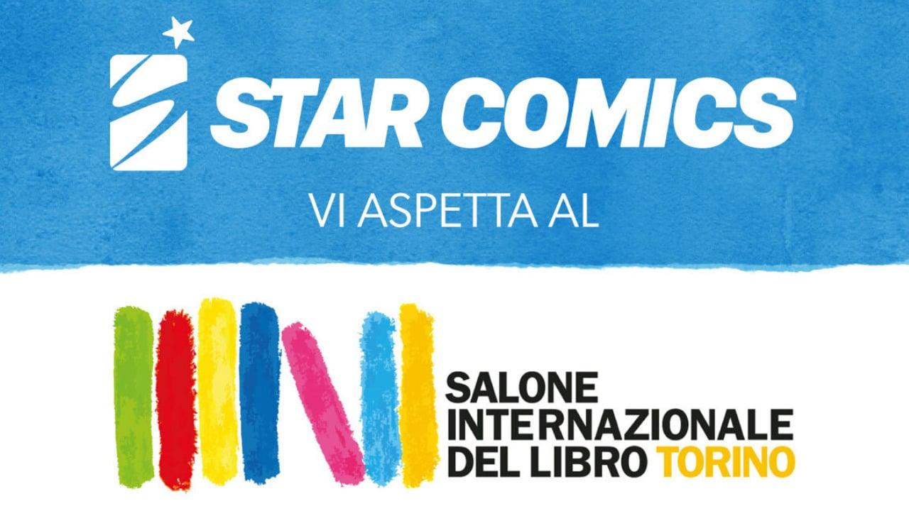 Salone Internazionale del Libro di Torino - Star Comics vi aspetta numerosi thumbnail