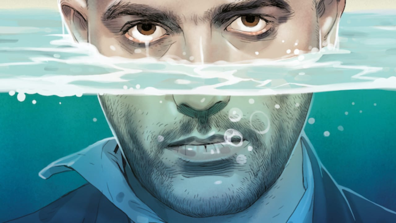Sono ancora vivo, in arrivo il graphic novel BAO Publishing thumbnail