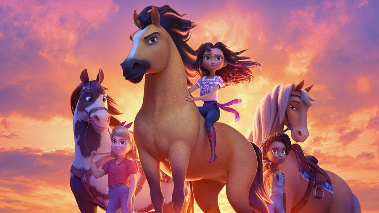 Spirit Il Ribelle è uscito in Dvd e Blu-ray thumbnail