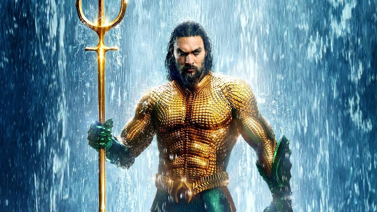 Aquaman and the Lost Kingdom: una prima clip dal DC FanDome thumbnail