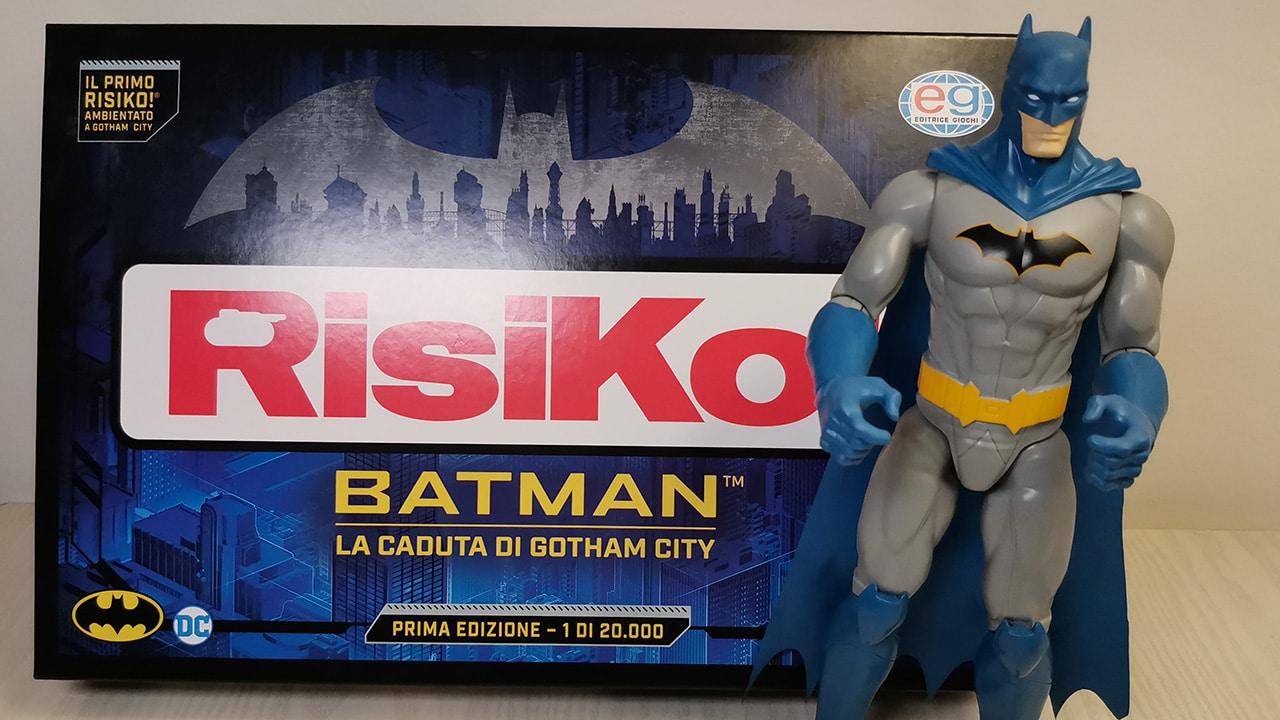 RisiKo! incontra Batman, com'è andata? | Recensione thumbnail