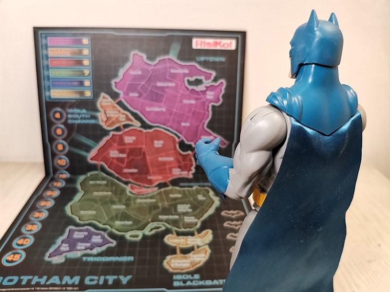 batman risiko recensione