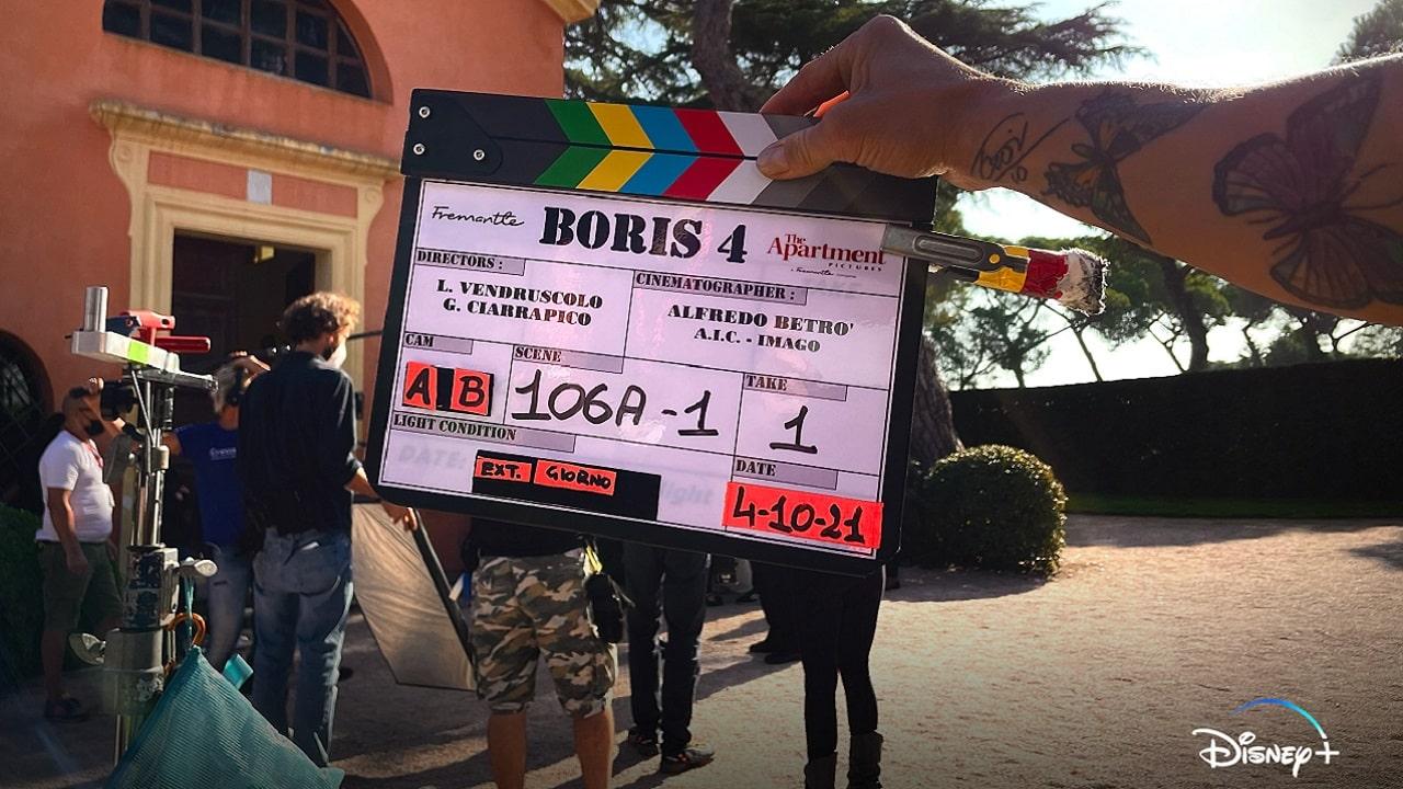 Boris, iniziano le riprese della quarta stagione thumbnail