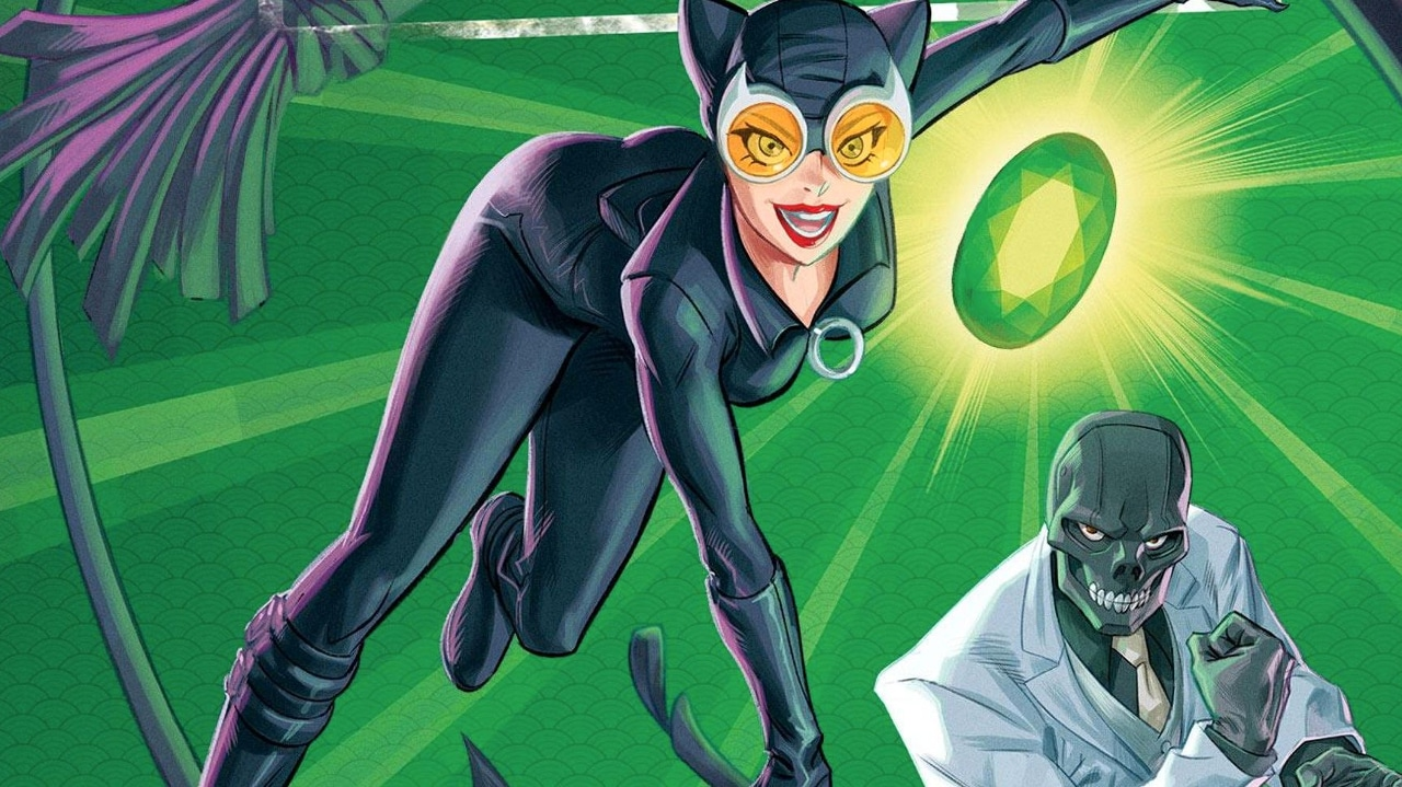 Catwoman: Hunted, il trailer del film d'animazione DC thumbnail