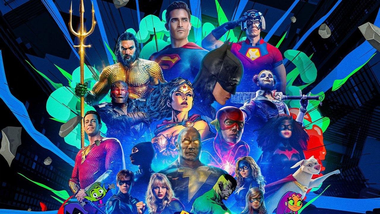 DC FanDome: ottimi risultati per l'edizione 2021 thumbnail