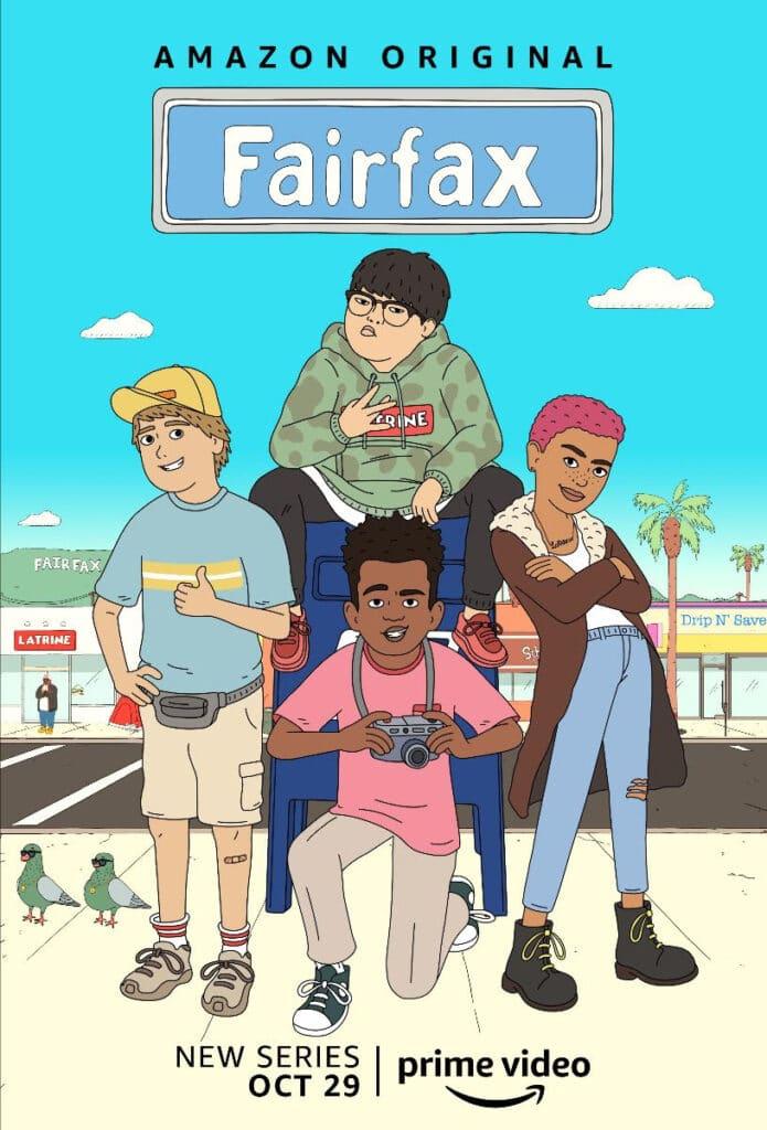 Fairfax trailer
