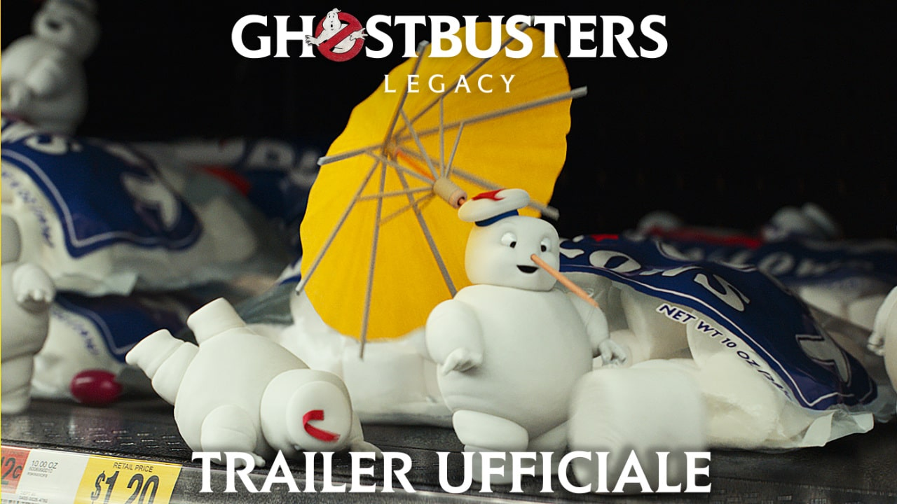 Ghostbusters: Legacy - Online il trailer internazionale in italiano thumbnail